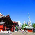 【東京】スカイツリーとのコラボは必見♪「浅草寺」の龍の御朱印帳と御朱印