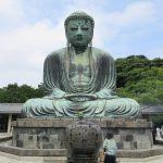 【神奈川】青銅の国宝「鎌倉大仏」が露坐する「高徳院」の大仏御朱印帳と御朱印